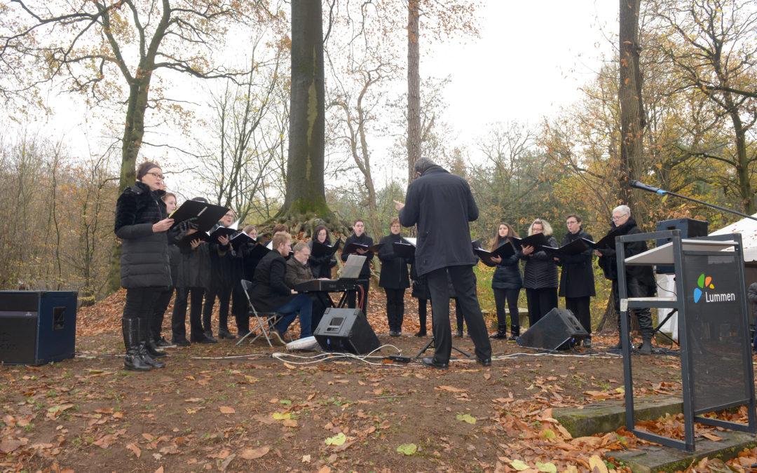 Concert aan de OLV Beuk in Lummen 25 november 2018