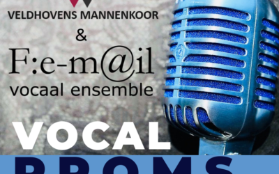 Vocal Proms Oosterhof Lummen op 14 april 2019